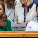 Kate Middleton and Meghan Markle, the secret of their green looks