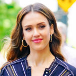 Jessica Alba: the report card of her day looks