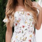 Flower all over: it's spring in the wardrobe