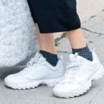 Chunky sneakers: ideas to wear them with style