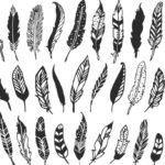 What does the feather tattoo and some original ideas mean?