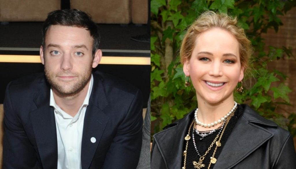 Who is Cooke Maroney, the future husband of Jennifer Lawrence
