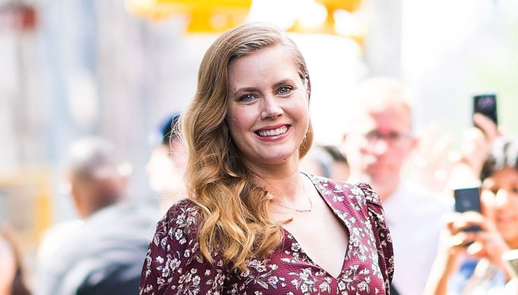 Amy Adams: the report card of her looks