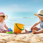 Babies and warm: how to behave in the summer