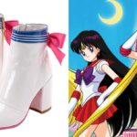 Sailor Moon's boots and gadgets that are driving girls crazy
