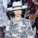 Dior toile de Jouy: the new motif in the Dior Cruise collection