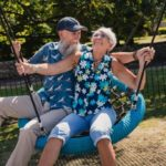 Fun parks for grandparents arrive, a way to socialize and train the mind