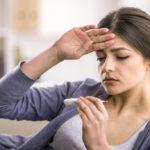 Influenza, rapid incubation: symptoms