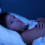Intestine, sleepless nights damage it