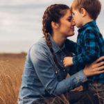 Maybe you don't know, but your son chose you to be his mother