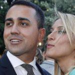Virginia Saba, confessions about love for Di Maio
