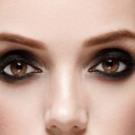 What colors to choose and how to make a smokey eyes for brown eyes
