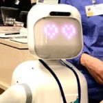 A nurse robot will arrive in the hospitals, and three brilliant women invented it