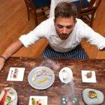 Who was Alessandro Narducci, the star chef who died at 29?