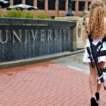 """""""As a graduate I can finally turn around armed"""". Kaitlin divides America"""