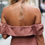 How to wear the dress off the shoulders: 5 ways to wear it