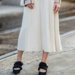The midi skirt: here's how to wear it