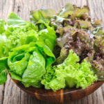 Lettuce, it makes you lose weight and lowers glucose