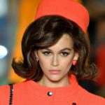 Moschino brings the 60s and Cindy's daughter to the catwalk