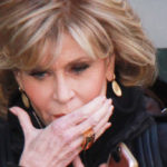 Jane Fonda, removed a tumor from her lower lip
