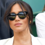 Meghan Markle ignores Kate Middleton: at Wimbledon alone and in jeans