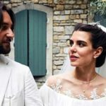 Charlotte Casiraghi and Dimitri Rassam, wedding encore (very armored) in Provence