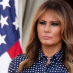 Melania Trump, Donald compares her to Jackie Kennedy and then steals her spokeswoman