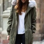 Parka: not only with jeans