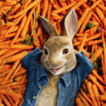 Peter Rabbit, the rabbit in the blue jacket also lands in the cinema