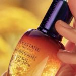 From L 'L'Occitane the serum that resets the skin