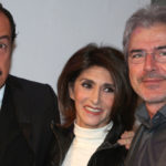 Anna Marchesini, the moving memory of Tullio Solenghi and Massimo Lopez