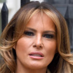 Melania Trump in London disappoints with the look. Prince Harry destroyed