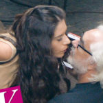 Flavio Briatore kisses another woman: the truth of the entrepreneur