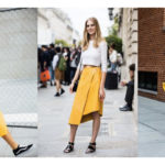 How to match the yellow: here are the tips for a perfect look!