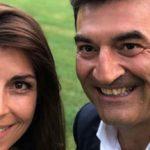 Who is Benedetta Bellini, Max Giusti's wife