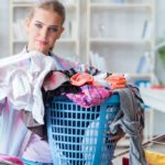 Do you hang laundry at home? You can put your health at risk