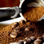 Coffee grounds: for vegetable garden, home and body care