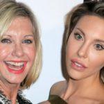 Who is Chloe Rose Lattanzi, the daughter of Olivia Newton-John