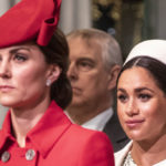 Meghan Markle cold with Kate Middleton: just a message on Instagram for Louis