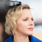 Charlene of Monaco flies alone in South Africa. But the look is a mistake