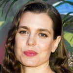 Charlotte Casiraghi at the Ballo della Rosa dares too much with the look. And Dimitri reappears