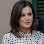 Letizia of Spain copies Kate Middleton again: the royal dress is low cost