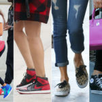 Passione sneakers: slip on, wedge, spotted. The models chosen by the stars