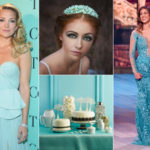 A summer in Tiffany blue: the timeless elegance of Audrey's color