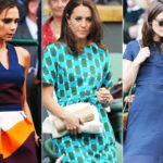 Wimbledon, from Kate Middleton to Victoria Beckham: the VIP looks under consideration