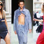 Milano Moda Uomo: it Girl and fashion blogger dictate trends. Photo