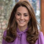Kate Middleton still enchants in Gucci. And it reveals a detail of his son Louis