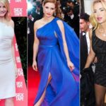 One-shoulder dresses, chic and sensual. How to wear them imitating the stars