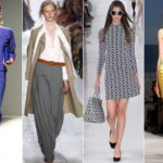From the catwalks the office look: tactical pieces and cool models