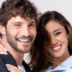 Belen Rodriguez, the splendid declaration of love by De Martino on Instagram